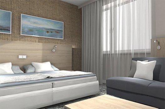 Pokój w Willa Nest